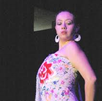 Lya Morgana, baile y arte Flamenco.