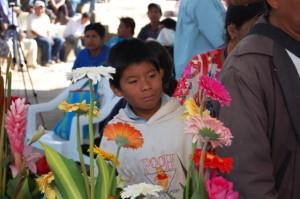 Cochoapa, Guerrero, México. Todas las fotos: Urbano de la Secretaría de Asuntos Indígenas de Gro.