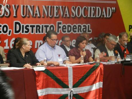 Silvia Ayala de Honduras. Foto: Valentina Rodríguez.