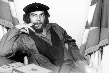 Ernesto Guevara de la Serna. El Che. Asesinado el 8 de octubre de 1967.