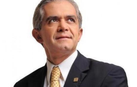 Mancera, presidenciable. Foto de Internet.