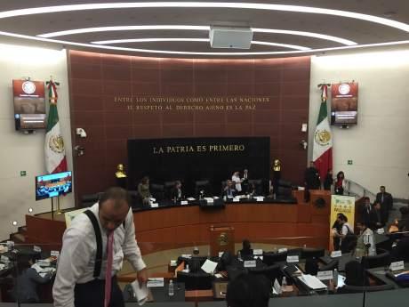 Foro de Sao Paulo, México, 2015. En el Senado de la República. Foto: Sergio Lugo.